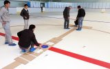 ICE RINK CONCRETE & PAINTING APPLICATIONS